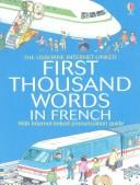 Download First Thousand Words in French (First Thousand Words)