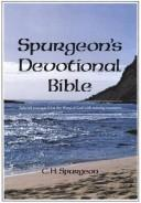 Download Spurgeon's Devotional Bible
