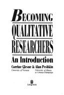 Download Becoming qualitative researchers