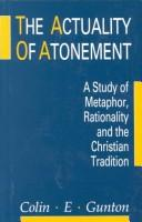 Download The Actuality of Atonement