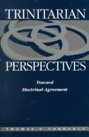 Trinitarian perspectives