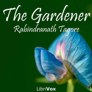 Gardener(12125) by Rabindranath Tagore audiobook cover art image on Bookamo