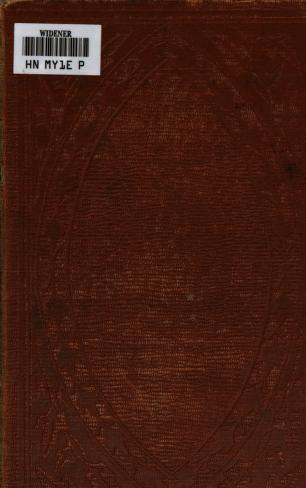 Cover of: The Masque of Mary by