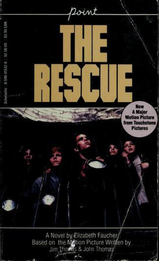 Cover of: The rescue | Elizabeth Faucher