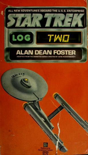Star trek log two by Alan Dean Foster