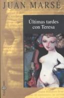 Libro de segunda mano: Ultimás tardes con Teresa
