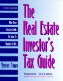The Real Estate Investor's Tax Guide