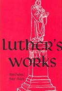 Works by Martin Luther